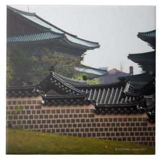 Gyeongbokgung,roofing tiles