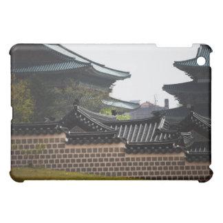 Gyeongbokgung,roofing tiles iPad mini case