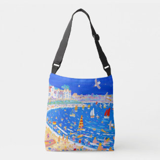 Gylly Beach Bag by Artist John Dyer