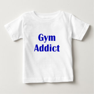 Gym Addict T Shirts