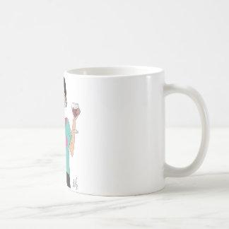 Gym and the Wino Coffee Mug