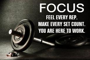 Gym Motivational Posters & Prints | Zazzle UK