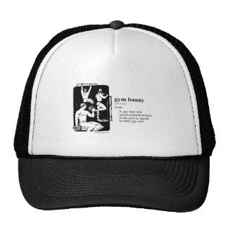GYM BUNNY CAP