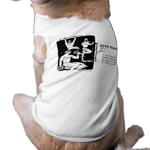 GYM BUNNY DOG CLOTHING
