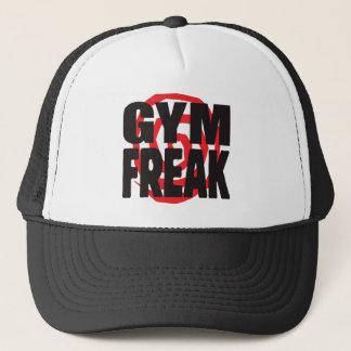 Gym Freak Trucker Hat