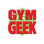 Gym Geek v2 Postcard