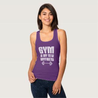 Gym Is My New Boyfriend Tank Top