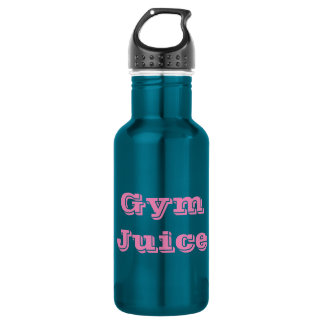 Gym Juice Water Bottle