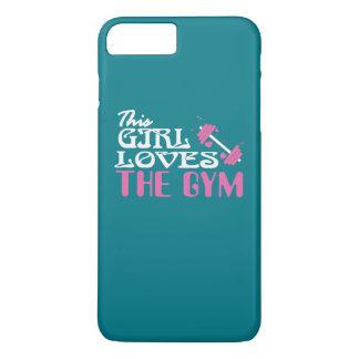Gym Lover iPhone 7 Plus Case