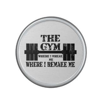 Gym Motivation Bluetooth Speaker
