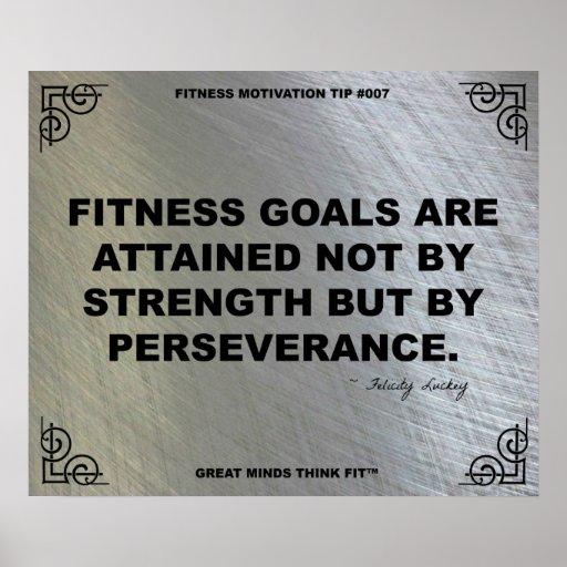 Gym Poster for Fitness Motivation #007