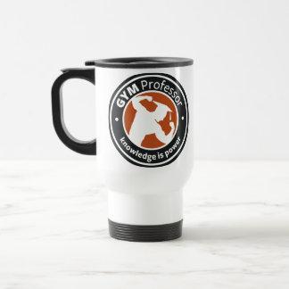 'Gym Professor' Travel Mug