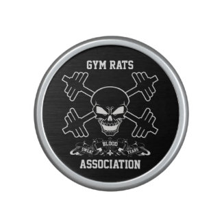 Gym Rats Association Speaker