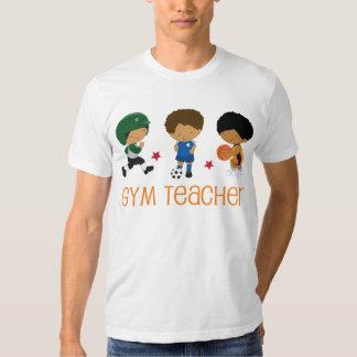 Gym Teacher Gift Idea Tshirt
