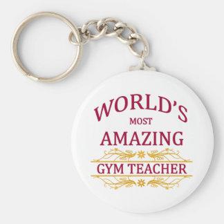 Gym Teacher Key Ring