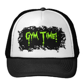 Gym Time Trucker Hat