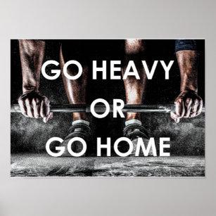 Gym posters prints zazzle uk