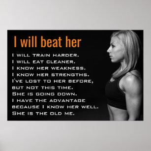 Kunstplakate Antiquitäten & Kunst Bodybuilding 16 Women Important Motivational Fitness Ladies Inspirational Poster