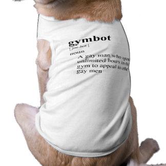 GYMBOT DOG CLOTHING