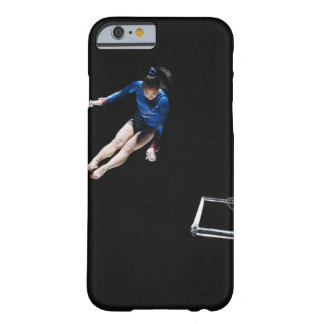 Gymnast (16-17) dismounting uneven bars barely there iPhone 6 case