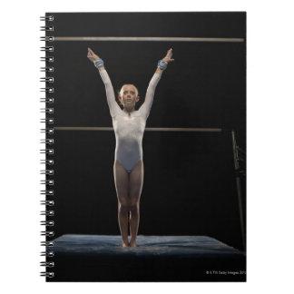 Gymnast 2 notebook
