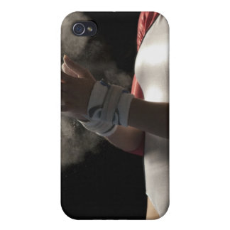 Gymnast 3 iPhone 4/4S cover