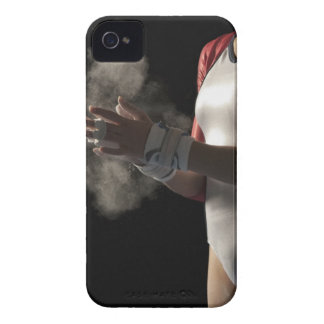 Gymnast 3 iPhone 4 cases