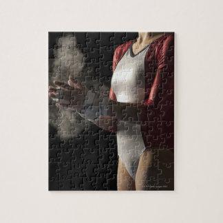 Gymnast 3 jigsaw puzzle