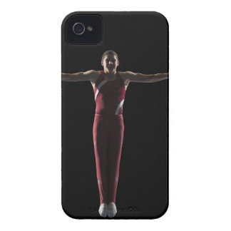 Gymnast 4 iPhone 4 case