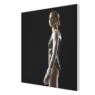 Gymnast Canvas Print