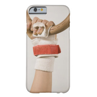 Gymnast hand holding ring barely there iPhone 6 case
