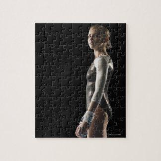 Gymnast Jigsaw Puzzle