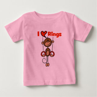 Gymnast Loves Rings Tshirts and Gifts