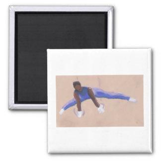 Gymnast, Magnet