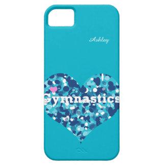 Gymnast phone case