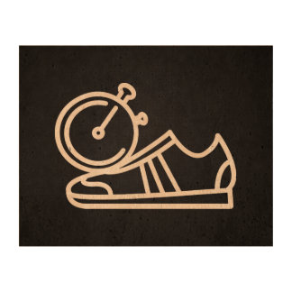 Gymnast Shoes Graphic Cork Fabric