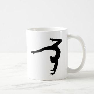 Gymnast Stag Handstand Gifts Coffee Mug
