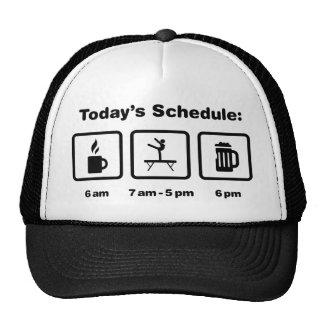 Gymnastic - Balance Beam Mesh Hat