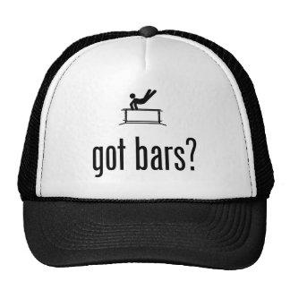Gymnastic - Parallel Bars Cap