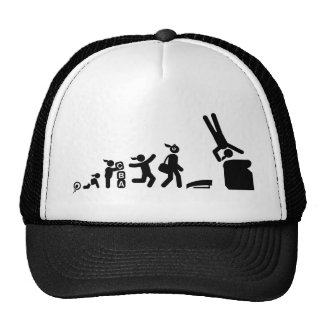 Gymnastic - Vault Mesh Hat