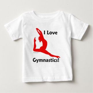 Gymnastics Apparel Baby T-Shirt