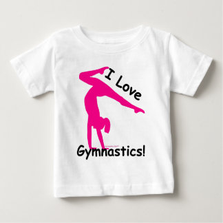 Gymnastics Apparel - Love - Great gift... Baby T-Shirt