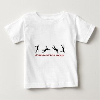 Gymnastics Baby T-Shirt