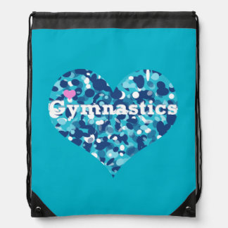 Gymnastics backpack