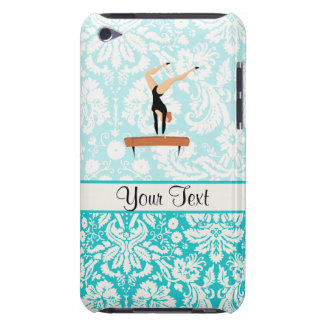 Gymnastics Balance Beam iPod Touch Case