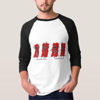 Gymnastics Baseball Shirt