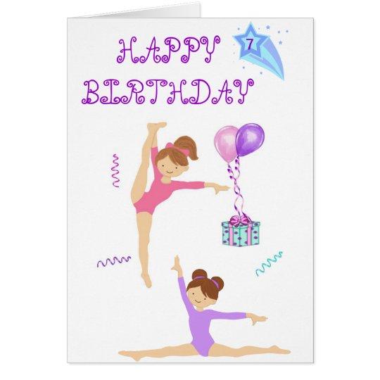 anniversaire gymnastique