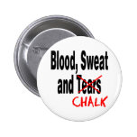 Gymnastics BS&C Front and Back Pinback Button