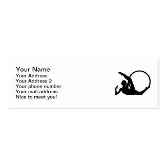 Gymnastics Business Card Templates