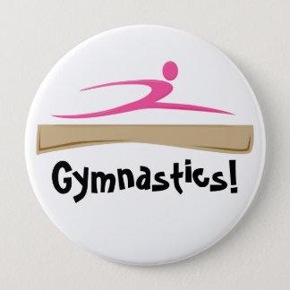 Gymnastics! Button